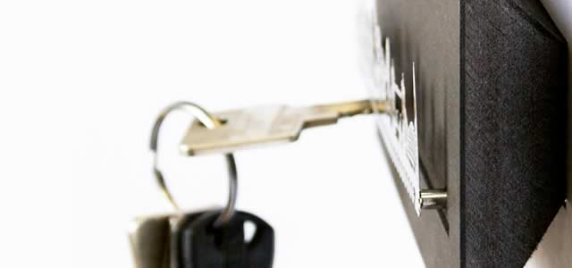 Schlüsselbrett individuell